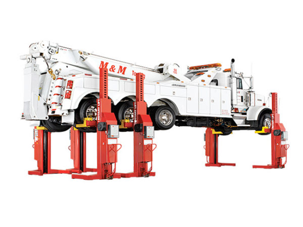 Rotary Lift Mobile Lift System